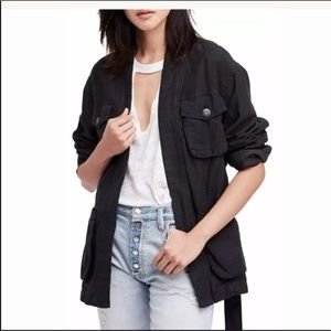 Free People | In Our Nature Utility Jacket